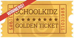 Golden Ticket Winners Announced